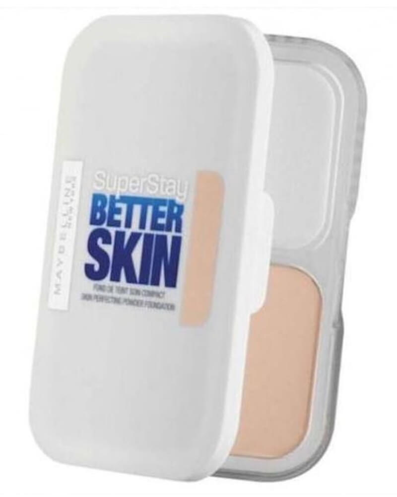 Maybelline SuperStay Better Skin Perfecting Powder Foundation 005 Light Beige 9 g