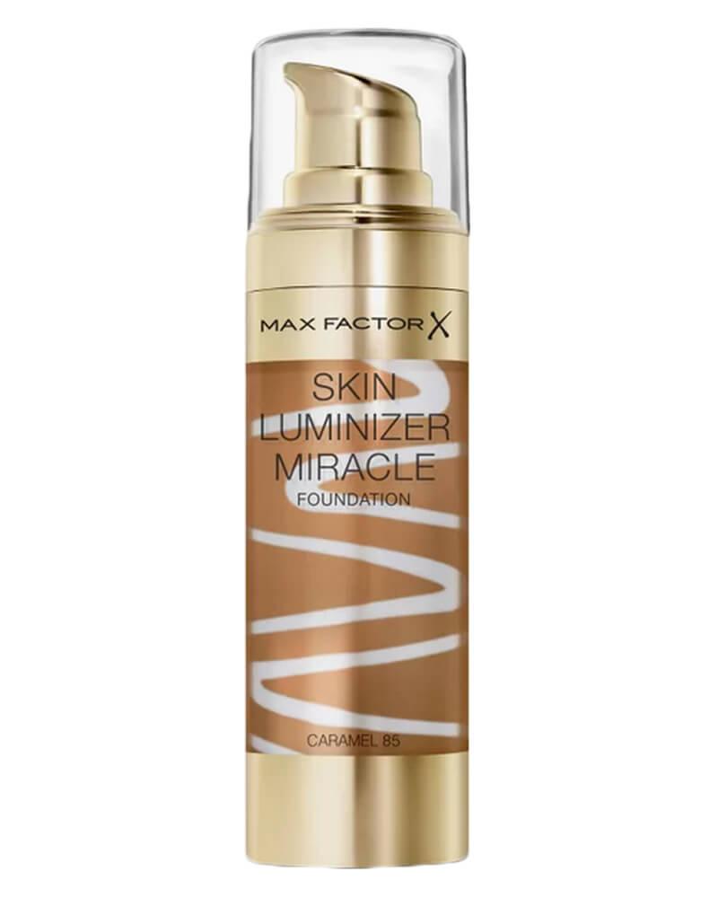 Max Factor Skin Luminizer Miracle Foundation 85 Caramel 30 ml