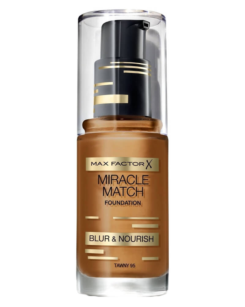 Max Factor Miracle Match Foundation Tawny 95 30 ml