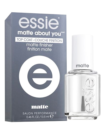Essie Matte About You - Matte Finisher 15 ml