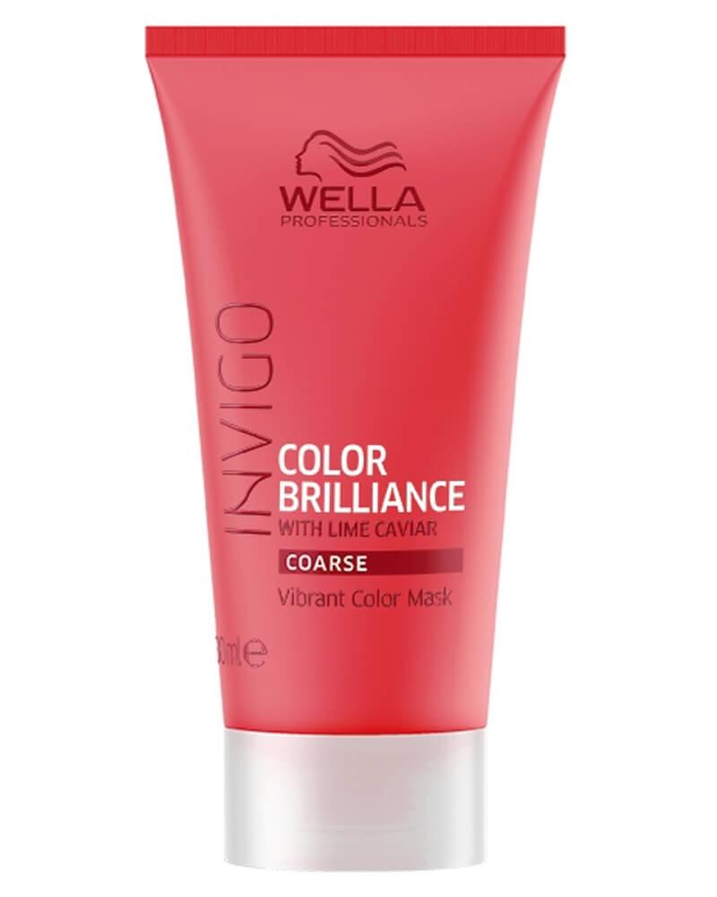 Wella Invigo Color Brilliance Mask Coarse