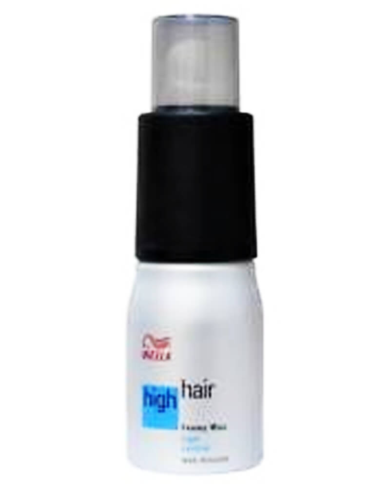 Wella High Hair Styling Mousse Strong Control (U)