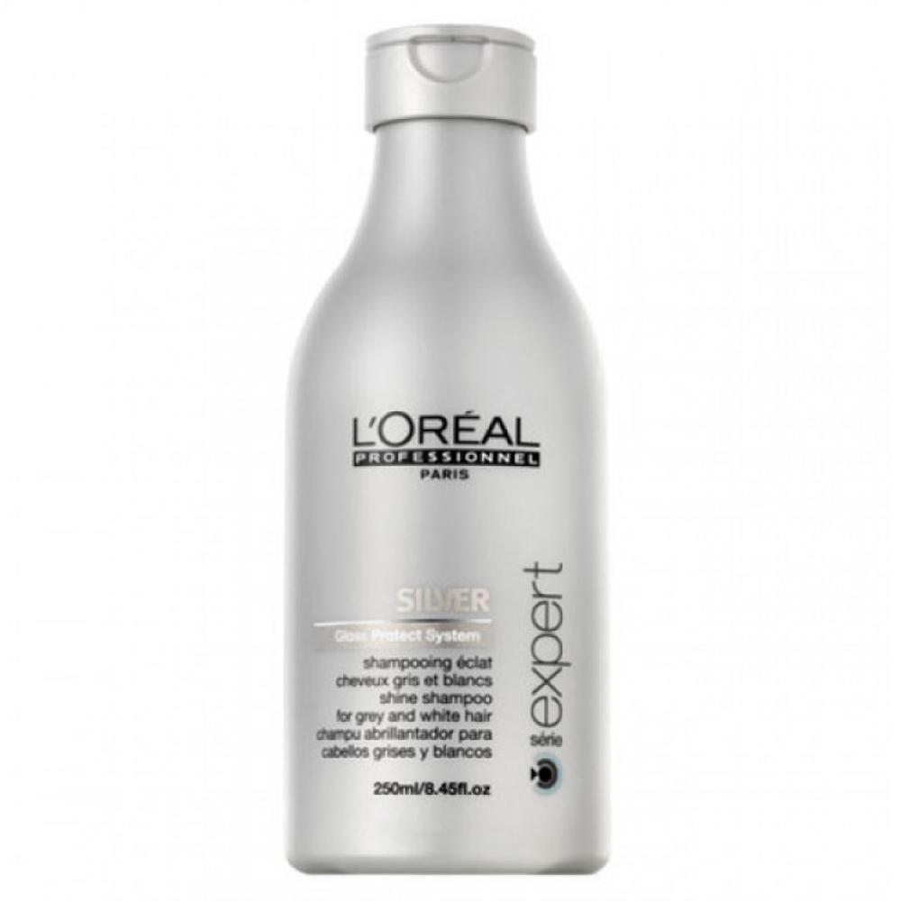 Loreal Silver Shampoo 250 ml