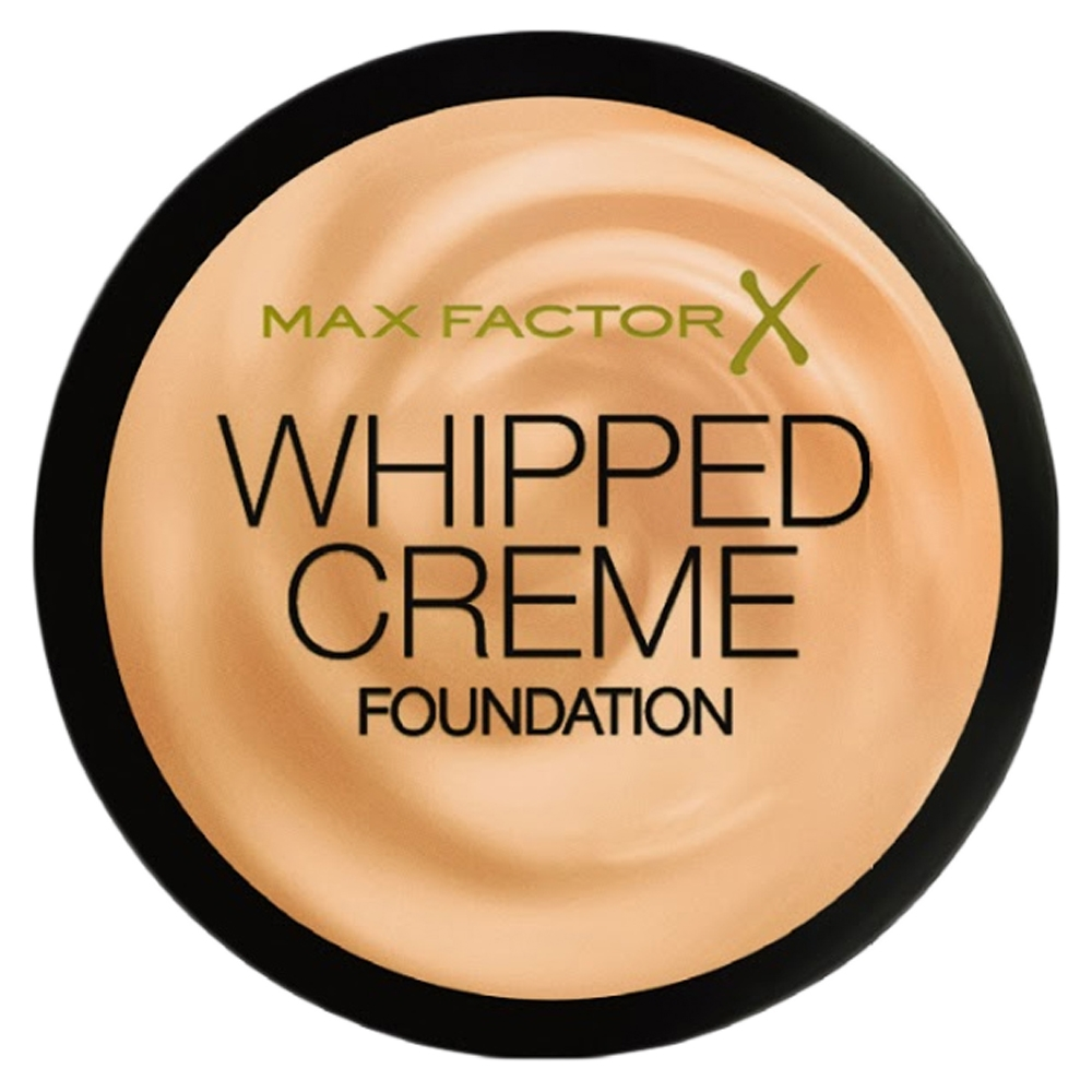 Max Factor Whipped Creme Foundation 47 Blushing Beige 18 ml