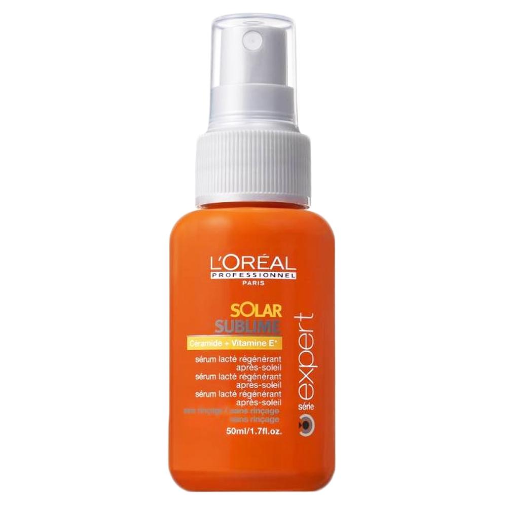 Loreal Solar Sublime Nourishing Milky Serum (U) 50 ml