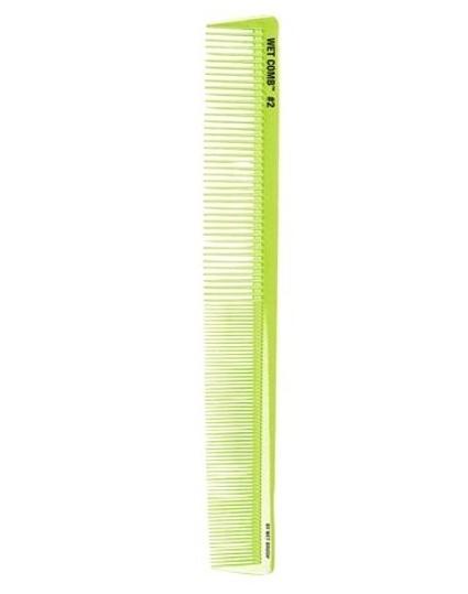 Wet Brush The Wet Comb #2 Green