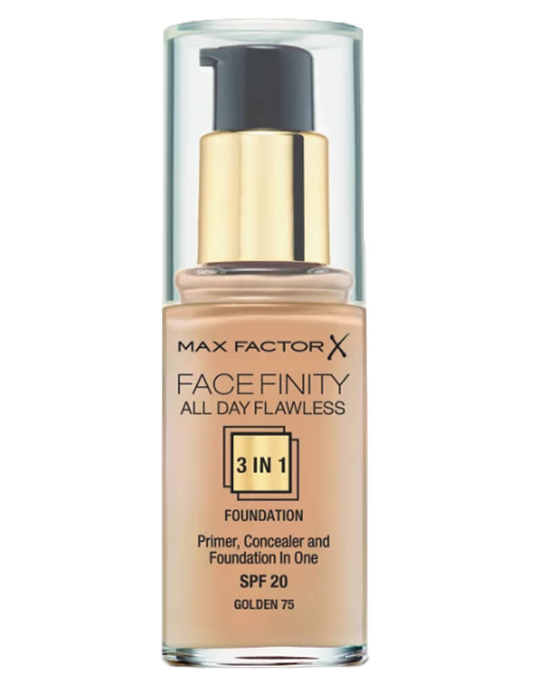 Max Factor Facefinity 3-in-1 Foundation Golden 75 30 ml