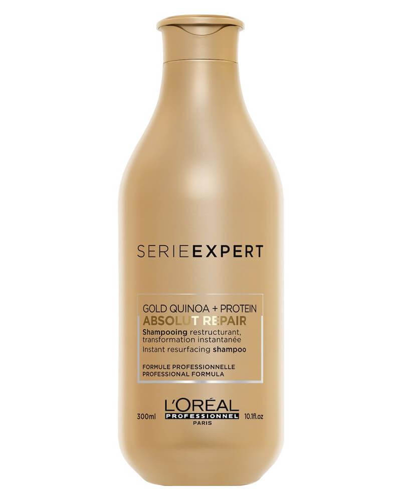 Loreal Absolut Repair Gold Quinoa Shampoo 300 ml