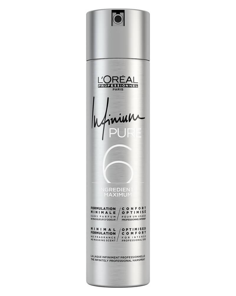 Loreal Infinium Pure Extra Strong Hairspray 300 ml