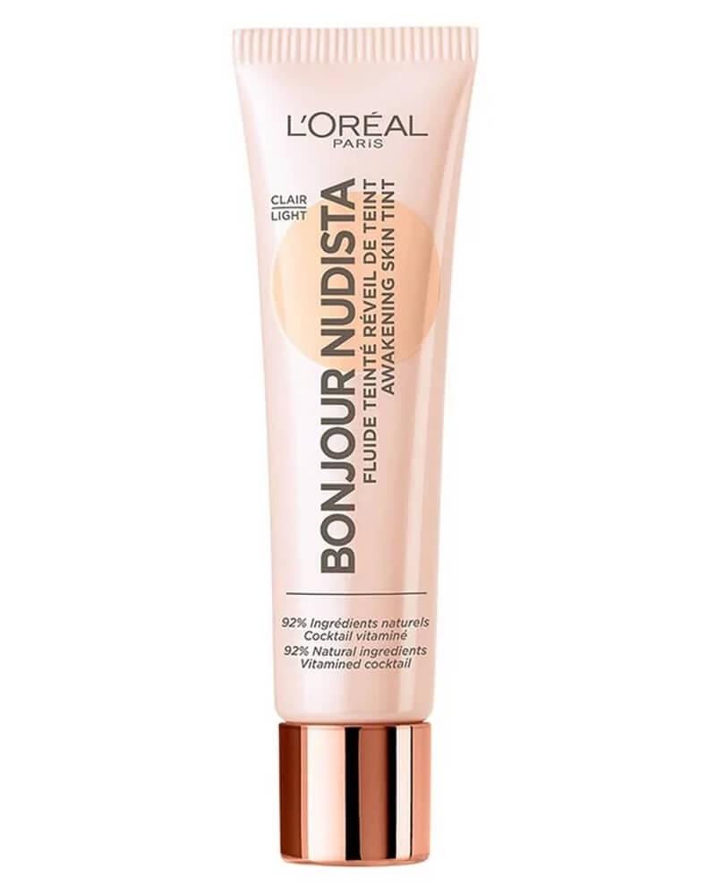 Loreal Bonjour Nudista Awakening BB Cream - Light 30 ml