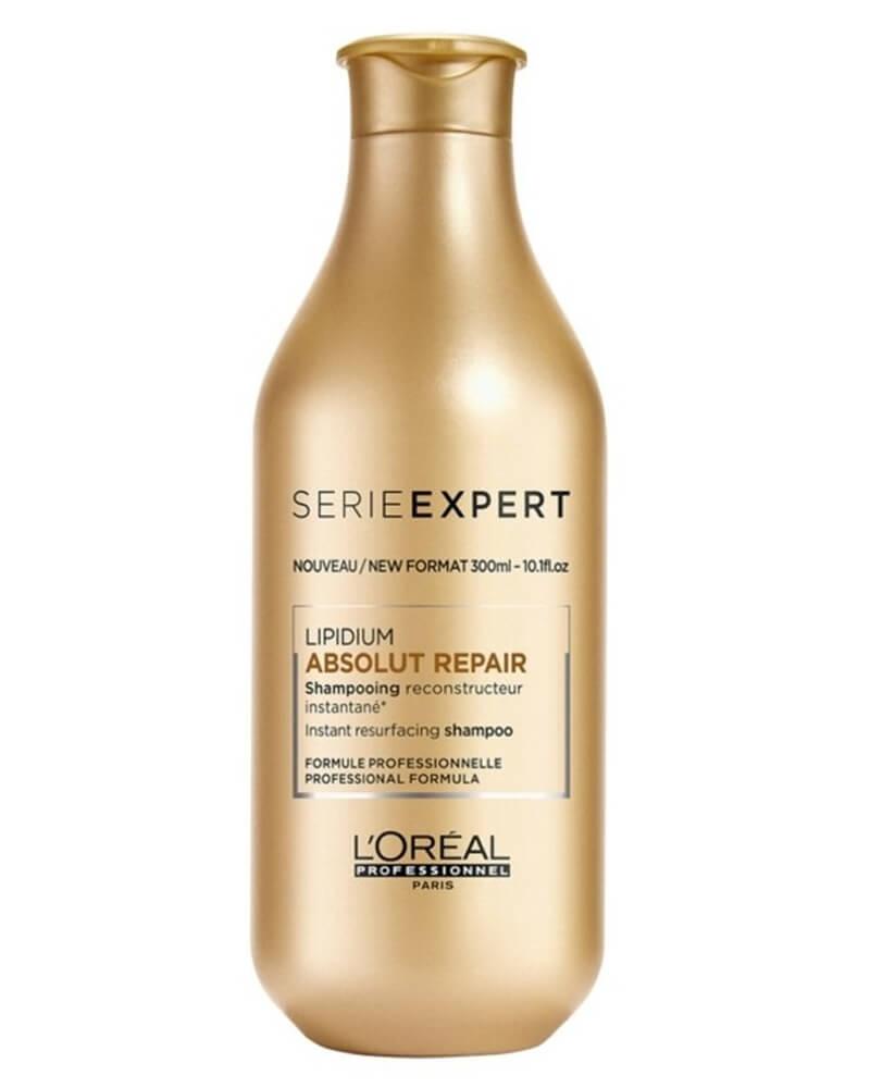 Loreal Lipidium Absolut Repair Shampoo (U) 300 ml
