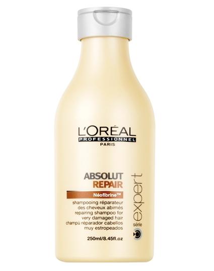 Loreal Absolut Repair Shampoo (UU) 250 ml