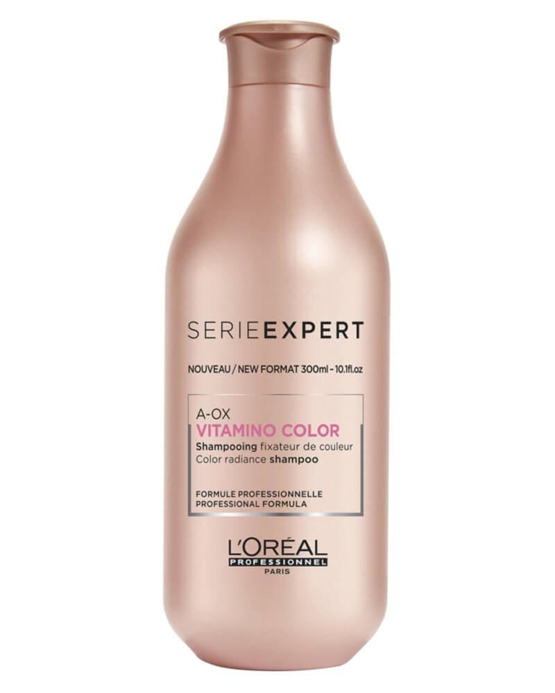 Loreal Vitamino Color A-OX Shampoo (U) 300 ml