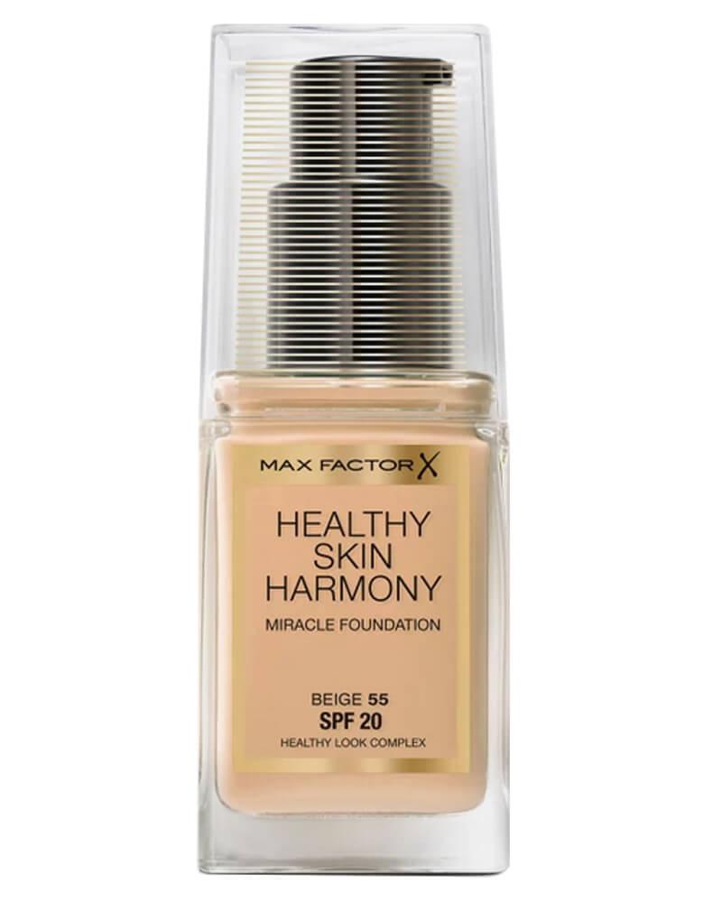 Max Factor Healthy Skin Harmony Foundation 55 Beige