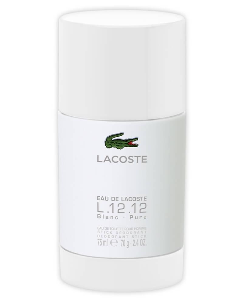 Lacoste Eau De Lacoste L.12.12 Blanc Deo Stick 75 ml