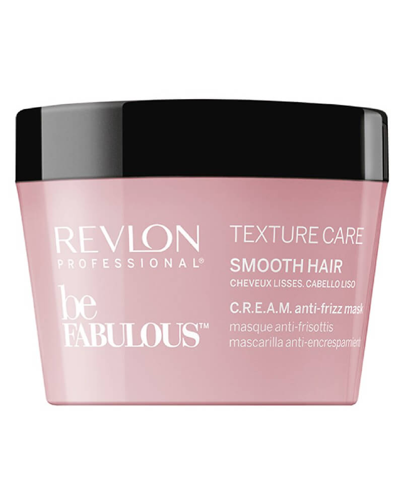 Revlon Be Fabulous Texture Care Smooth Hair Mask 200 ml