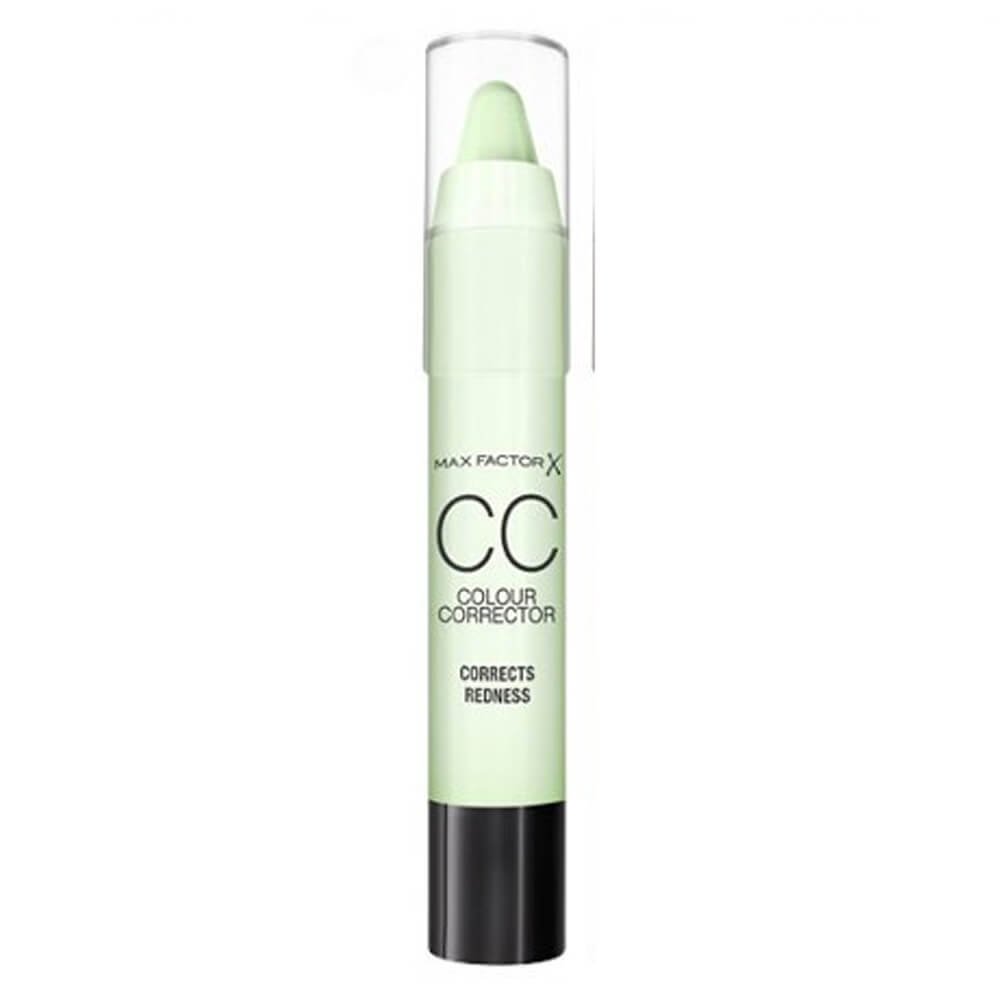 Max Factor CC Colour Corrector - Corrects Redness 35 ml