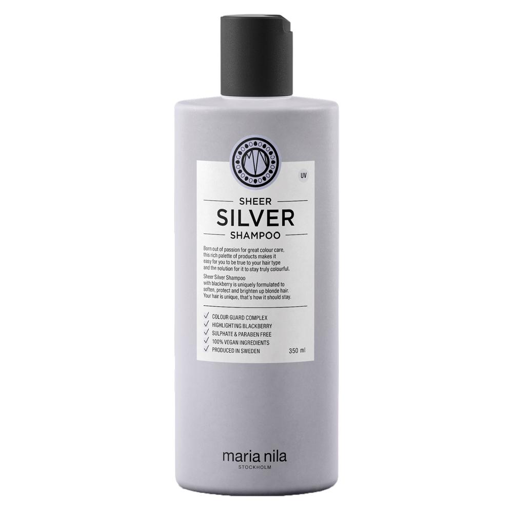 Maria Nila Sheer Silver Maria Nila Sheer Silver Silver Shampoo Haarshampoo