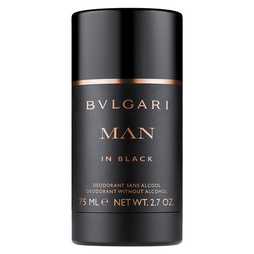 Bvlgari Man - In Black Deodorant (U) 75 ml