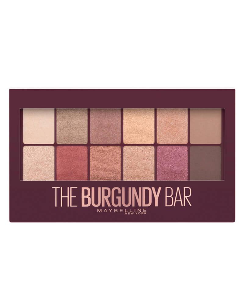 Maybelline The Burgundy Bar Eyeshadow Palette 9 g