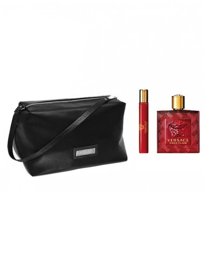 Versace Eros Flame Gift Set 100 ml