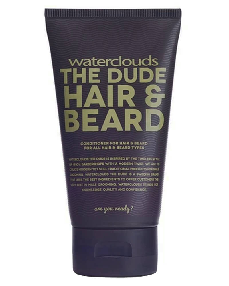 Waterclouds The Dude - Hair & Beard Conditioner