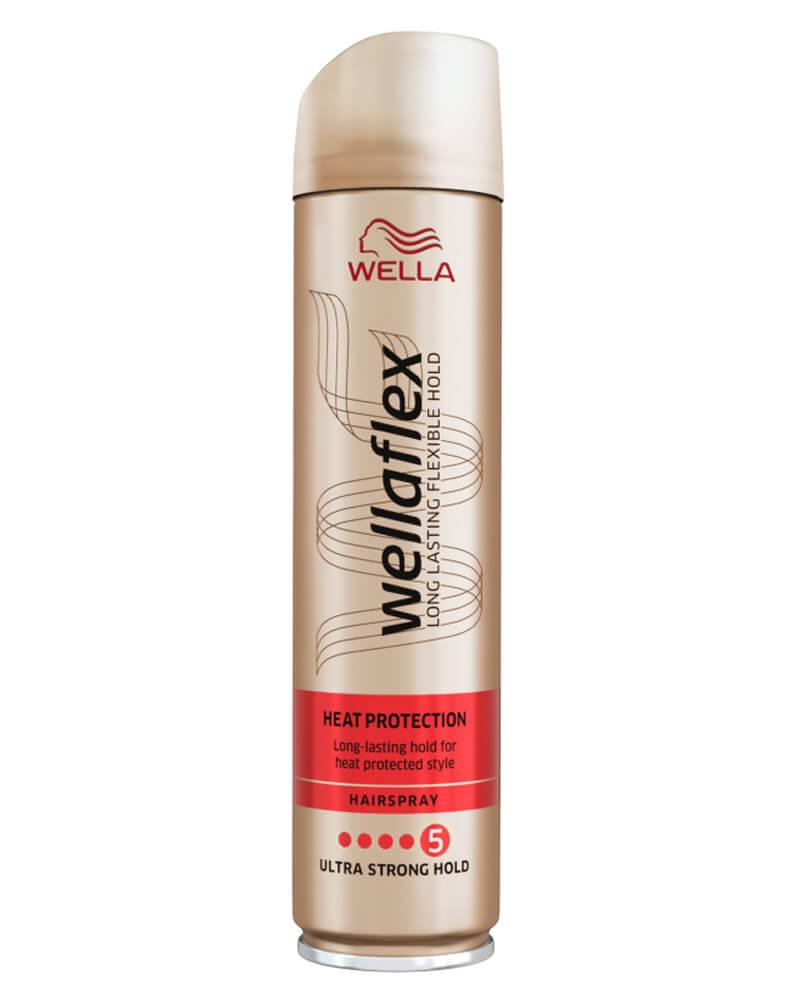 Wella Wellaflex Hair Spray Heat Protect