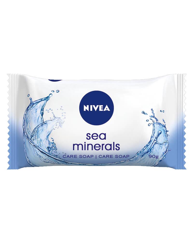 Nivea Sea Minerals Hånd- og Kropssæbe 90 g