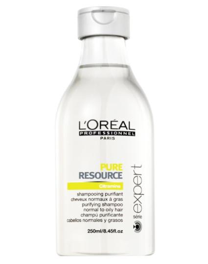 Loreal Pure Resource Shampoo 250 ml
