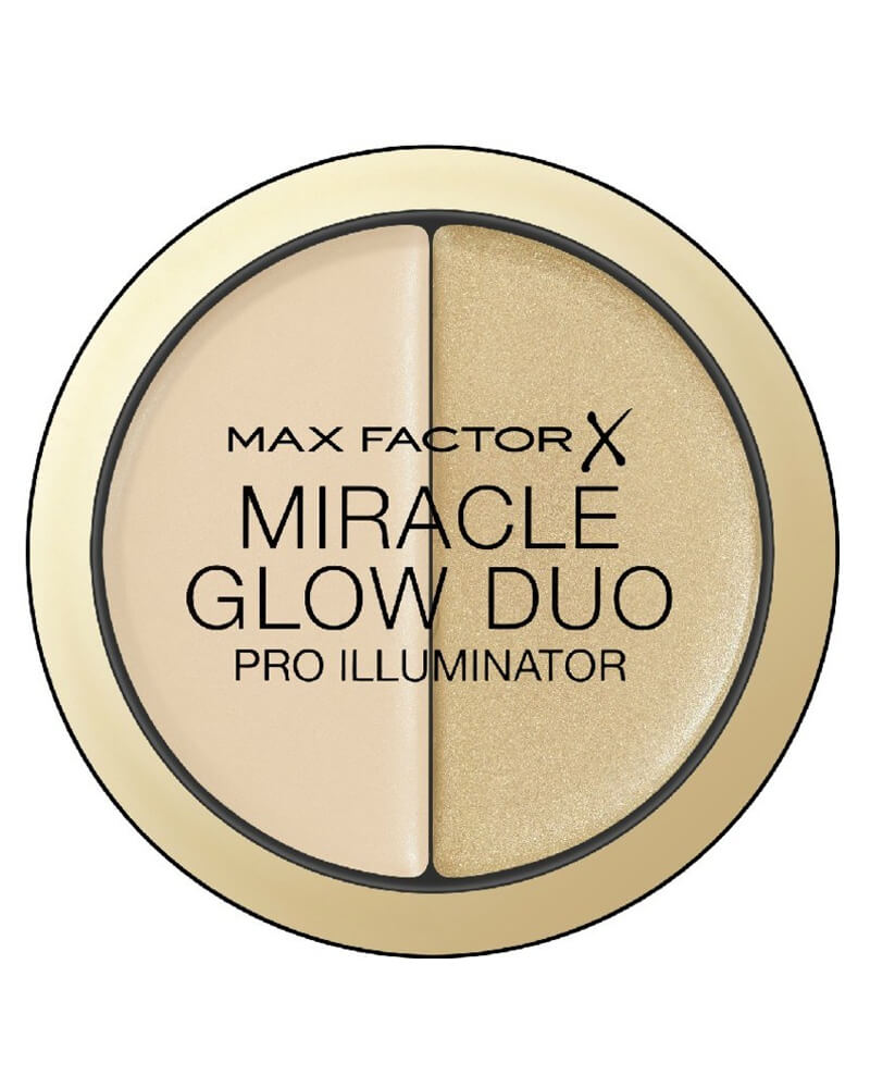 Max Factor Miracle Glow Duo 10 Light 11 g
