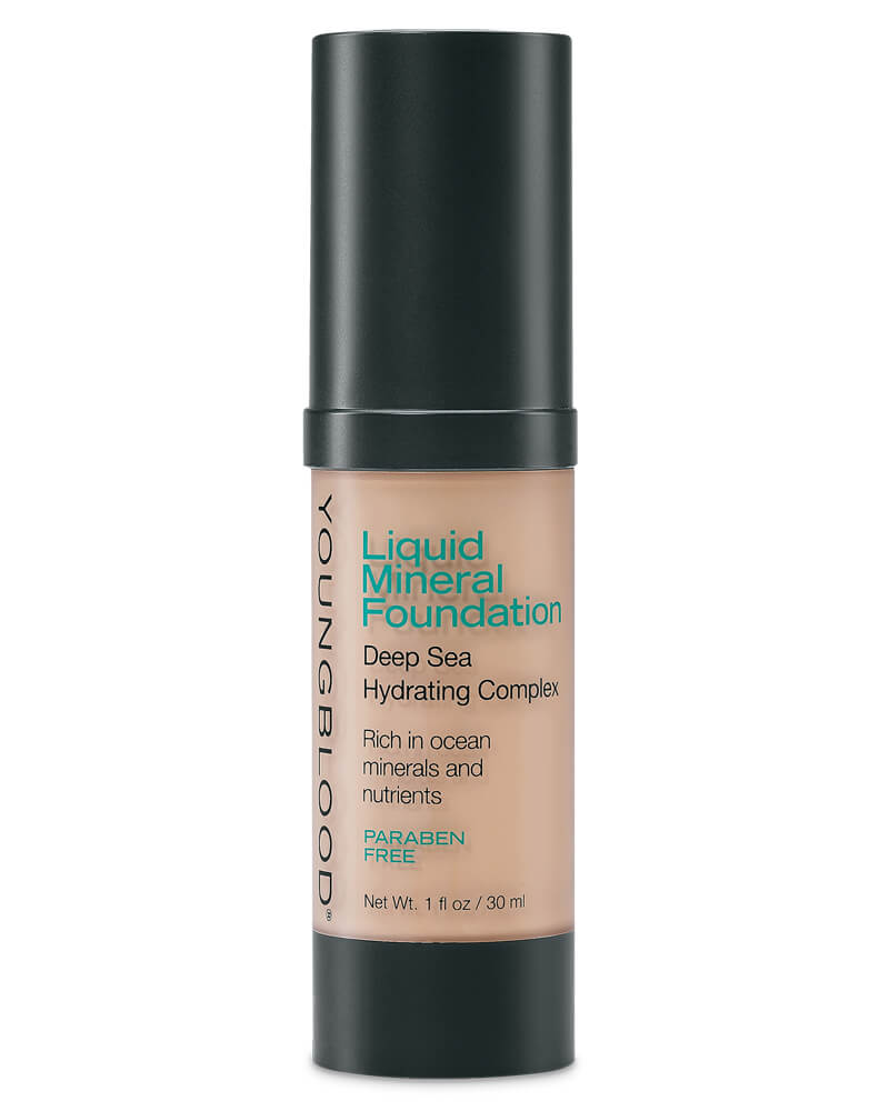 Youngblood Liquid Mineral Foundation - Belize