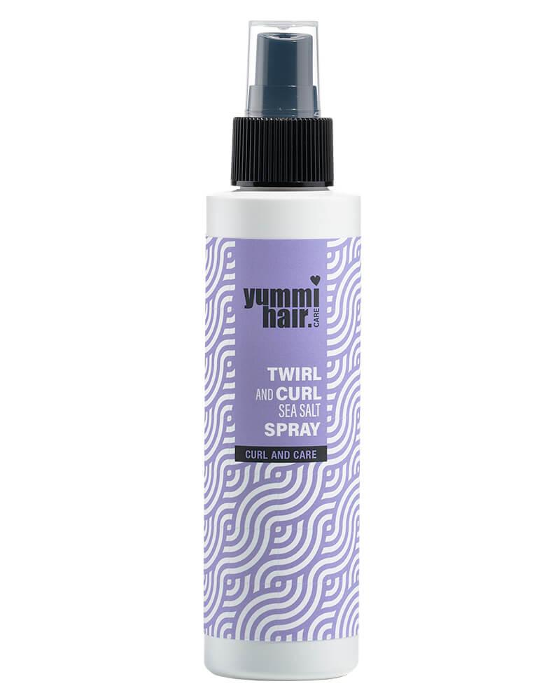 Yummi Haircare Twirl and Curl Sea Salt Spray