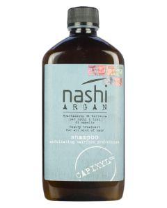 Nashi Argan Capixyl Shampoo (blå) 500 ml