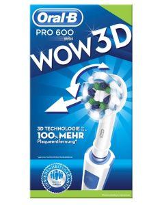Oral B Pro 600 WOW 3D