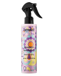Amika: Brooklyn Bombshell Blowout Spray 200 ml