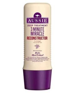 Aussie 3 Minute Miracle Reconstructor Deep Conditioner  250 ml