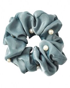 Everneed Scrunchie Pearl - Baltic Blue