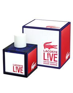Lacoste Live EDT Pour Homme 100 ml