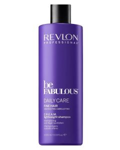 Revlon Be Fabulous Daily Care Fine Hair Shampoo 1000 ml