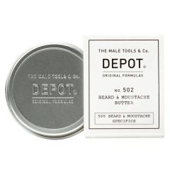 Depot No. 502 Beard & Moustache Butter 30 ml