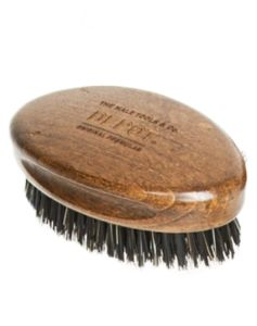 Depot Beard Brush Wood - Skægbørste i træ (Stor)