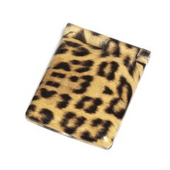 Gillian Jones Hollywood Spejl - Leopard