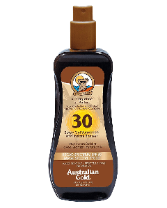Australian Gold Spray Gel Sunscreen SPF 30 M/Selvbruner 237 ml