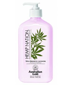 Australian Gold Hemp Nation - Wild Berries & Lavender 535 ml