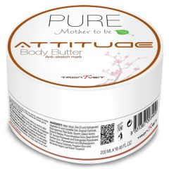 Trontveit Pure Mother To Be Attitude Body Butter 200 ml