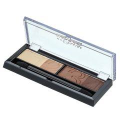 Maybelline Eye Studio Quad - 05 Glamour Browns