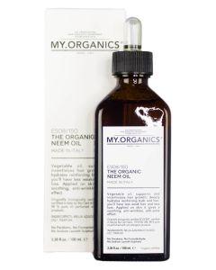 MY.ORGANICS - The Organic Neem Oil  100 ml