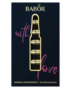 Babor Ampoule Concentrates With Love The Gold Collection