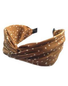 Everneed Haarband Kamma - Latte dots