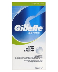 Gillette Series  Sensitive Balm 100 ml